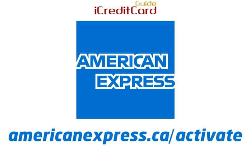 americanexpress.ca/activate